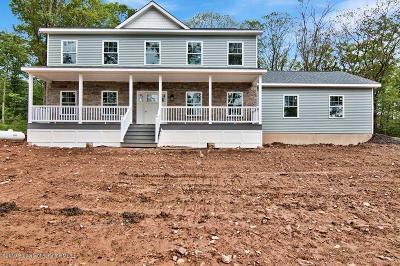 Lackawanna County Single Family Home For Sale: 2070 Moosic Lake Rd