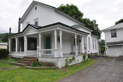 Susquehanna County Single Family Home For Sale: 62 Maple Street