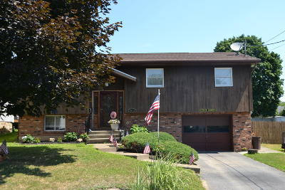 Lackawanna County Single Family Home For Sale: 1520 Price St