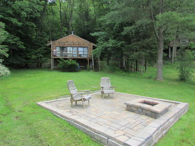 Susquehanna County Single Family Home For Sale: 755 Lake Roy Circle