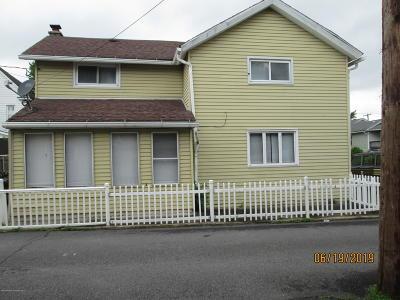 Lackawanna County Single Family Home For Sale: 1718 Rear Wayne Ave