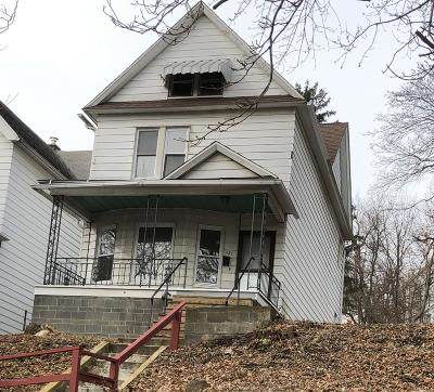 Scranton Single Family Home For Sale: 531 N Irving Ave