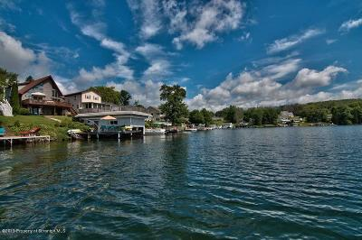 Lake Winola Single Family Home For Sale: 428 Point Rd