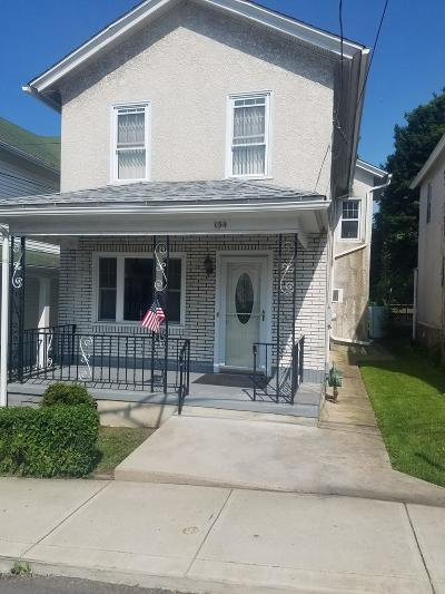 Lackawanna County Single Family Home For Sale: 134 S Lincoln Ave