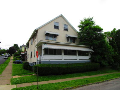 Lackawanna County Multi Family Home For Sale: 301-303 S Irving Ave