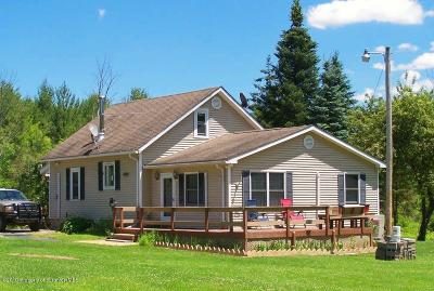 Mehoopany Single Family Home For Sale: 721 Sr 187