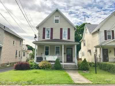 Luzerne County Single Family Home For Sale: 125 Maple St.