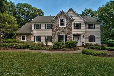 Clarks Summit Single Family Home For Sale: 59 Ivywood Dr