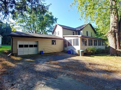 Luzerne County Single Family Home For Sale: 407 Phoenix St