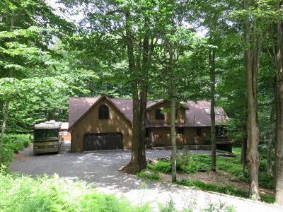 Lackawanna County Single Family Home For Sale: 50 Cardinal Drive