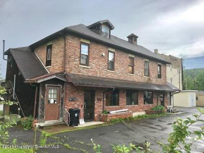 Lackawanna County Commercial For Sale: 528 N Main St