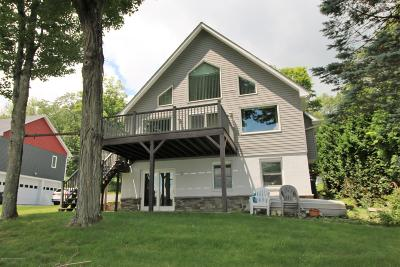 Lackawanna County Single Family Home For Sale: 60 George Dr