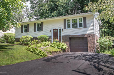 Clarks Summit Single Family Home For Sale: 513 Greenwood Ave