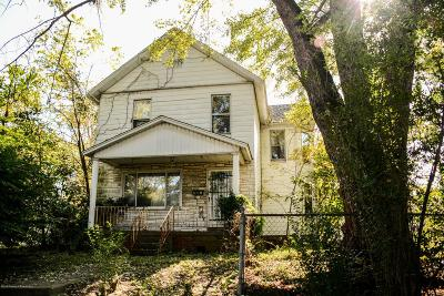 Luzerne County Single Family Home For Sale: 22 First St