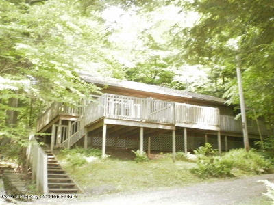 Susquehanna County Single Family Home For Sale: 374 Upper Lake Road