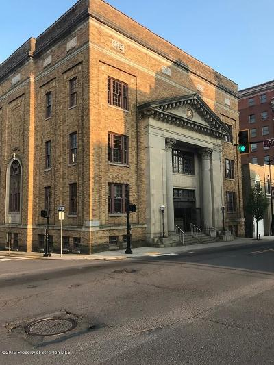 Luzerne County Commercial For Sale: 35 N Church St
