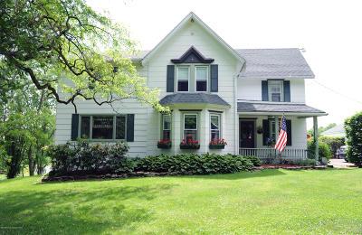 Susquehanna County Single Family Home For Sale: 1567 Brackney