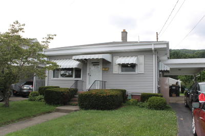 Luzerne County Single Family Home For Sale: 13 Oak Street