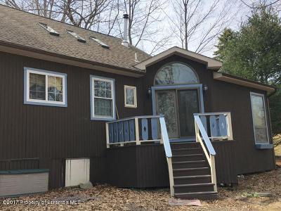 Susquehanna County Single Family Home For Sale: 34 Winter Blvd