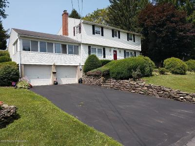 Clarks Summit Single Family Home For Sale: 308 Tulip Circle