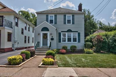 Scranton Single Family Home For Sale: 608 Colfax Ave
