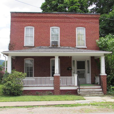 Tunkhannock Single Family Home For Sale: 18 Slocum Ave