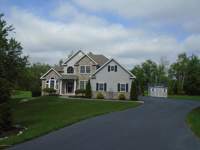Lackawanna County Single Family Home For Sale: 124 Stonefield Dr