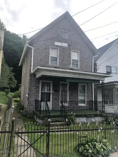 Luzerne County Single Family Home For Sale: 39 Curtis St