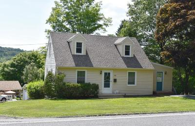 Clarks Summit Single Family Home For Sale: 779 S Abington Rd