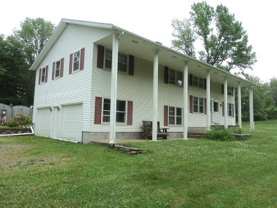 Susquehanna County Single Family Home For Sale: 5800 North Road