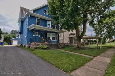Lackawanna County Single Family Home For Sale: 2307 Winfield Ave