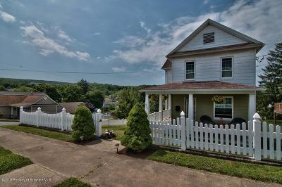 Luzerne County Single Family Home For Sale: 437 Penn Ave