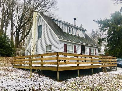 Susquehanna County Single Family Home For Sale: 88 Cliff Street