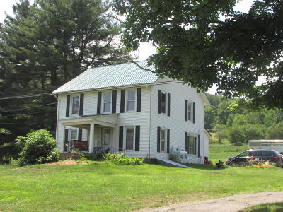 Bradford County Single Family Home For Sale: 34051 Route 187