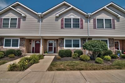 Luzerne County Condo/Townhouse For Sale: 116 Clear Spring Ct