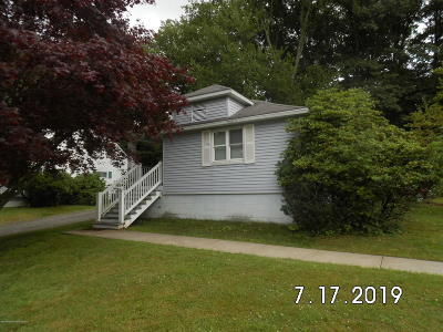 Clarks Summit Single Family Home For Sale: 407 Melrose Avenue