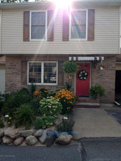 Luzerne County Condo/Townhouse For Sale: 46 Wilford Street
