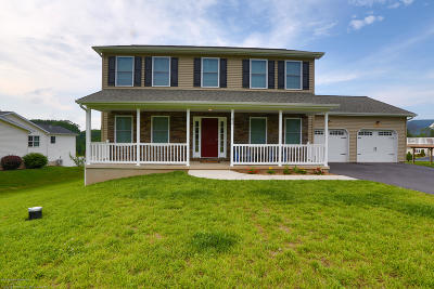 Luzerne County Single Family Home For Sale: 42 Tyler Dr.