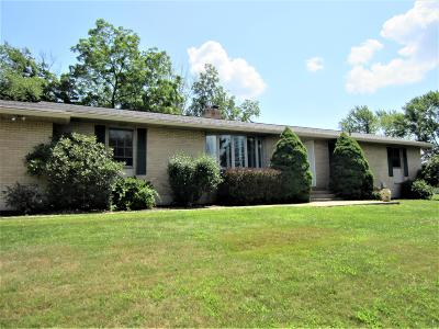 Clarks Summit Single Family Home For Sale: 1493 Hillside Dr