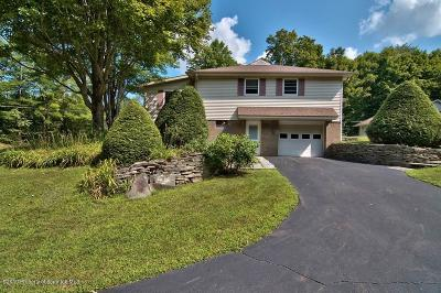 Lackawanna County Single Family Home For Sale: 198 Laurel Rd. Rd