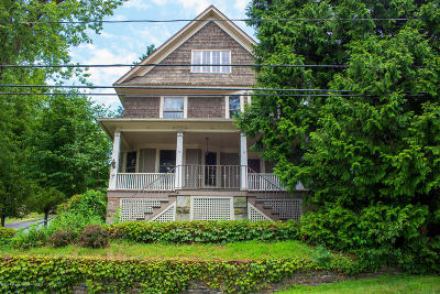 Clarks Summit Single Family Home For Sale: 202 Stone Ave