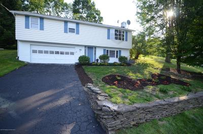 Clarks Summit Single Family Home For Sale: 122 Carol Dr