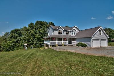 Susquehanna County Single Family Home For Sale: 117 Porter Dr