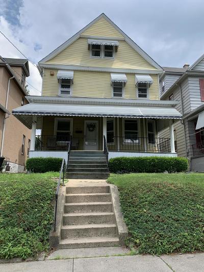 Scranton Single Family Home For Sale: 1619 Pine St