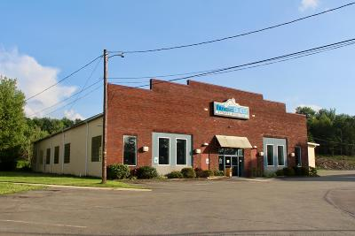Lackawanna County Commercial For Sale: 418 Daleville Highway