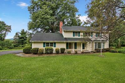 Lackawanna County Single Family Home For Sale: 103 South Waterford Road