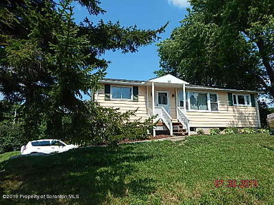 Susquehanna County Single Family Home For Sale: 57 Brushville Road