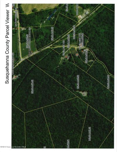 Susquehanna County Residential Lots & Land For Sale: State Rte 858