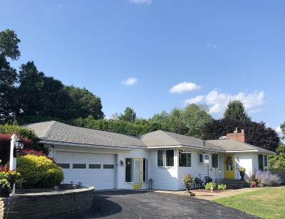 Clarks Summit Single Family Home For Sale: 925 Winola Rd