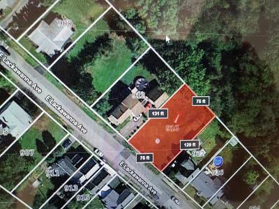 Lackawanna County Residential Lots & Land For Sale: 916 E Lacka Ave